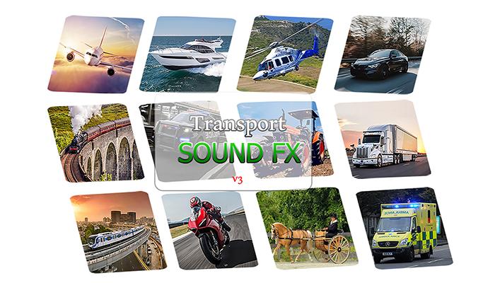 Transport Sound FX