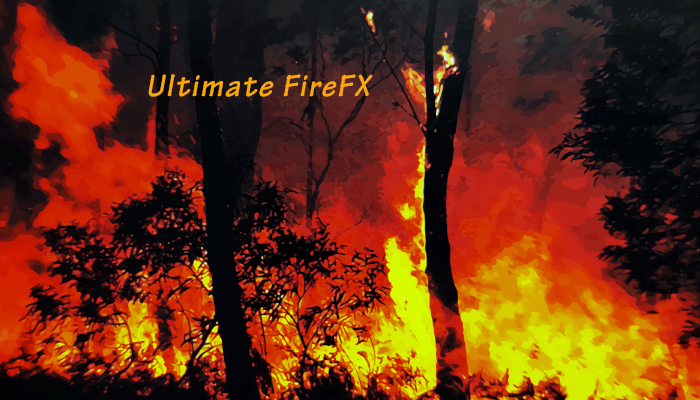 Ultimate Fire FX Looped Sample Pack