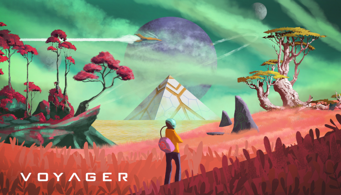 Voyager | Music for Other Worlds