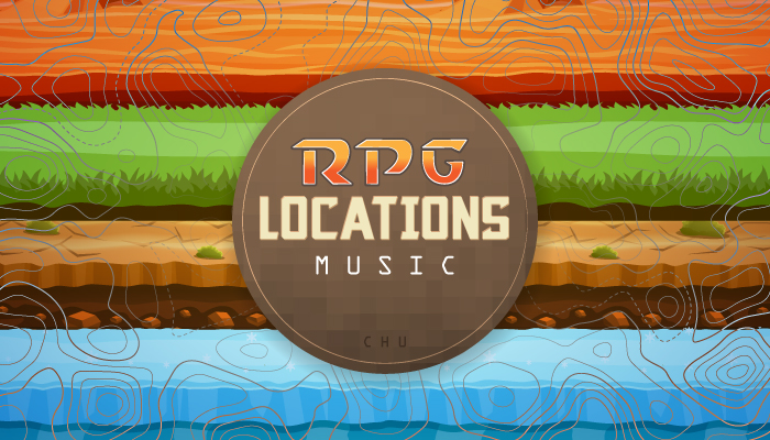 RPG Locations Music Pack