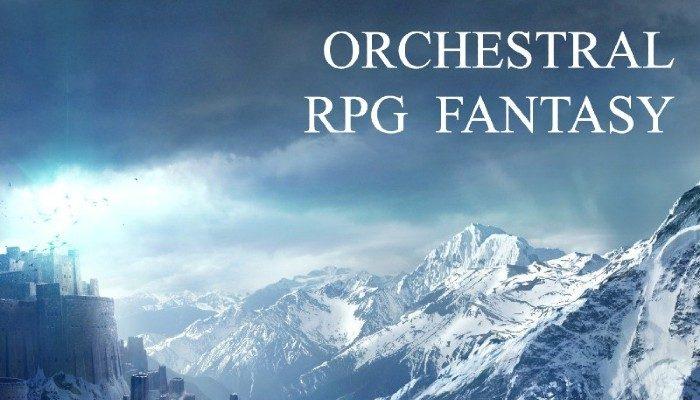 Orchestral RPG Fantasy Game Music Pack