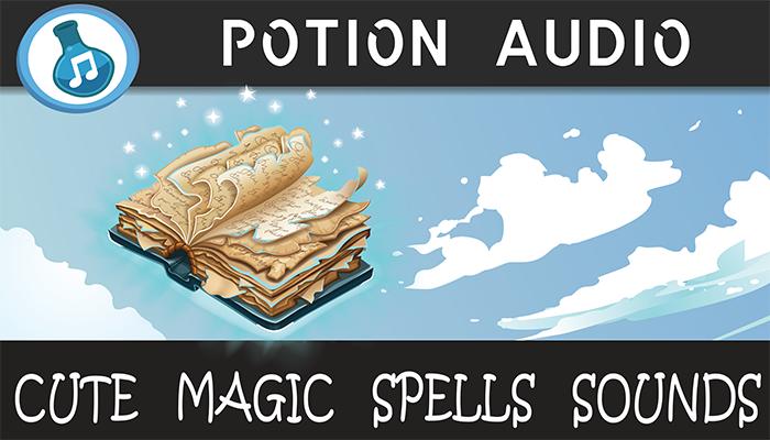 Cute Magic Spells Sounds