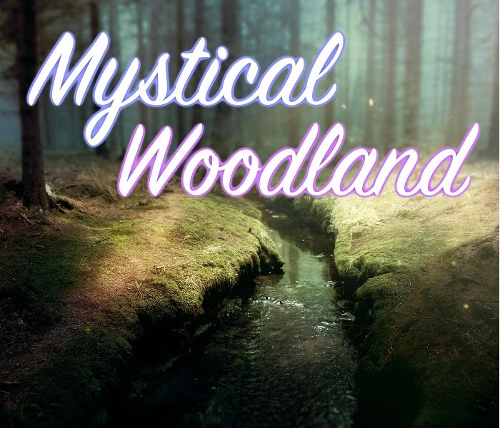 Peaceful magical exploration