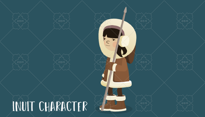 Inuit character