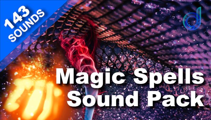 Magic Spells Sound Pack