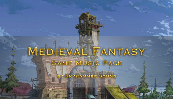 Medieval Fantasy Game Music Pack