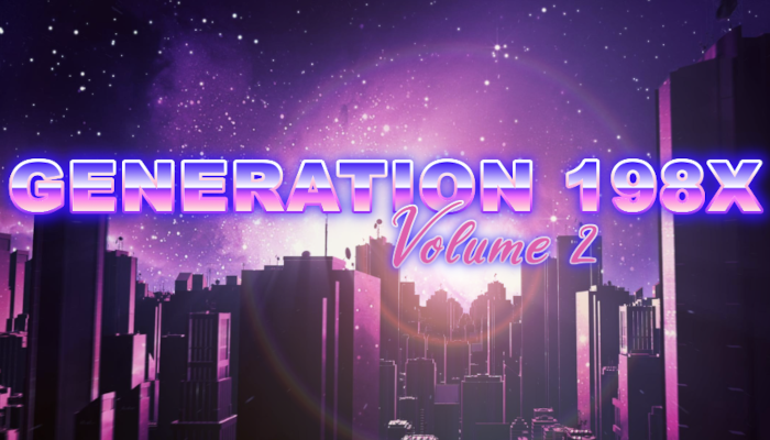 Generation 198X vol.2 – synthwave music pack