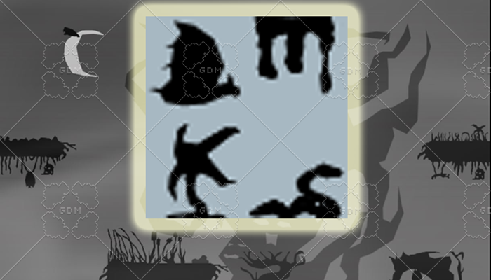 Spooky Monsters Asset Set #1