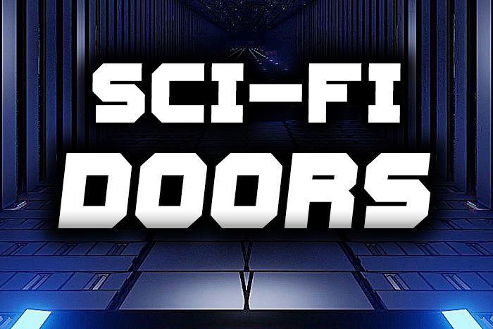 Sci-Fi Doors SFX Pack