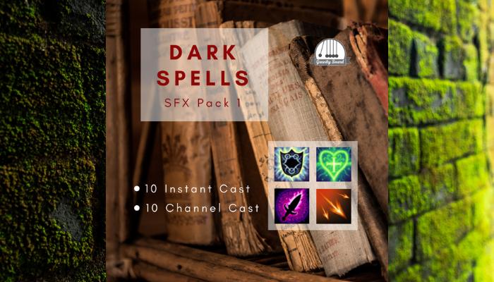 Dark Spell SFX