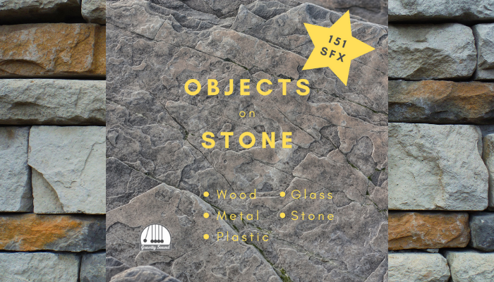 Objects on Stone