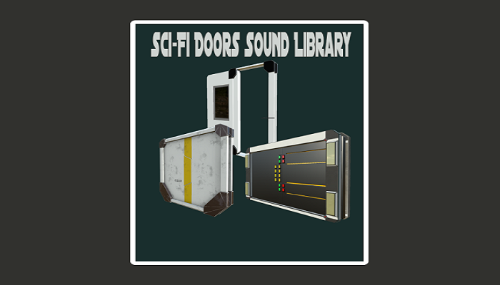 Sci-Fi Doors Sound Library