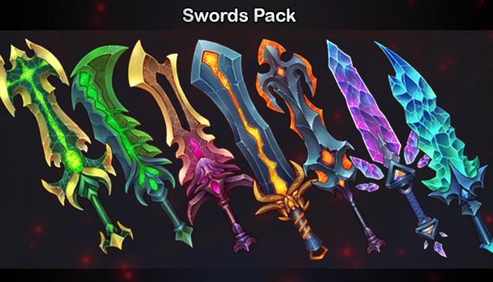 Swords Pack