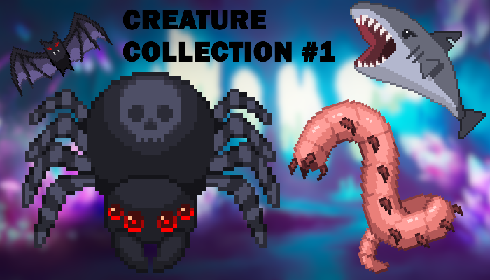 Diggy.app Creature Collection #1
