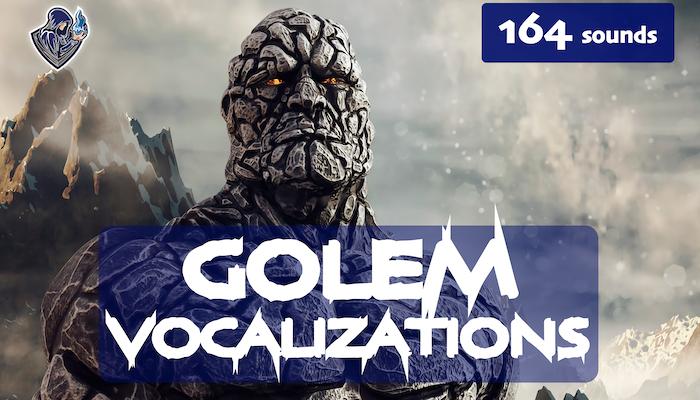 Golem Vocalizations