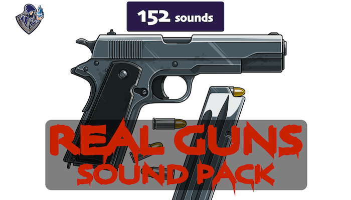Real Guns Sound Pack