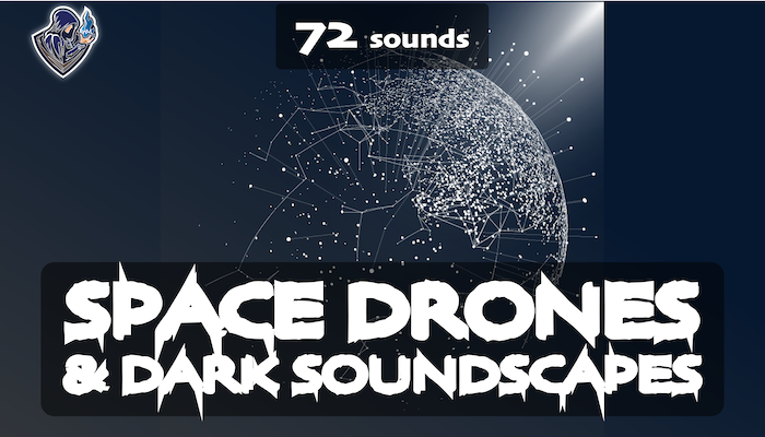 Space Drones & Dark Soundscapes