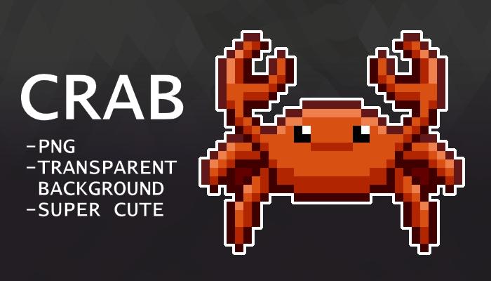 Crab [31×26 px]