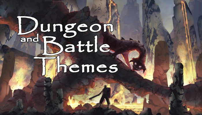 Dungeon and Battle Themes Music Pack