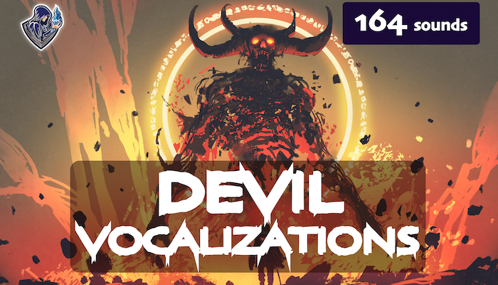 Devil Vocalizations