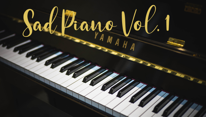 Sad Piano Vol. 1