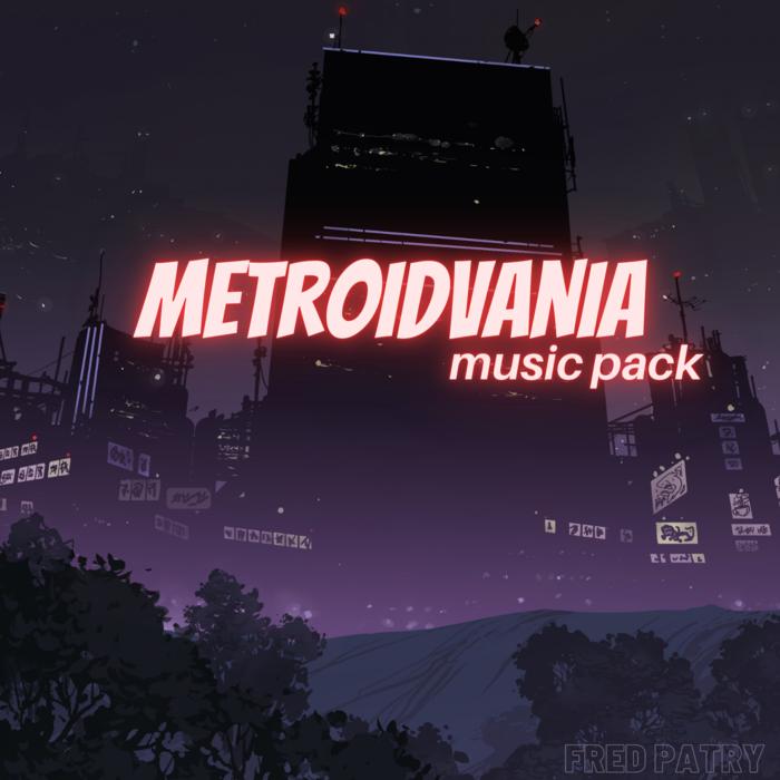 Metroidvania – Music Pack