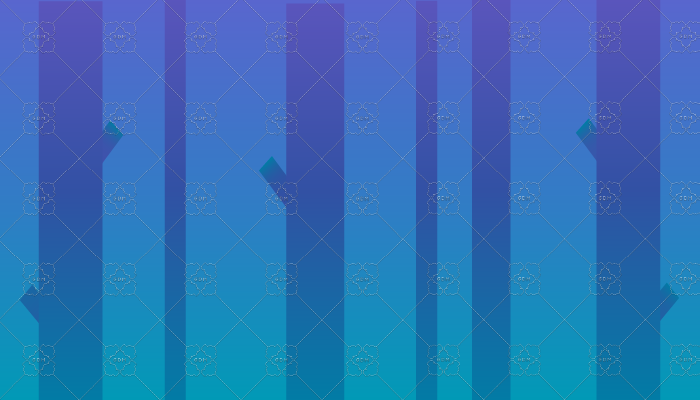 Blue forest Background