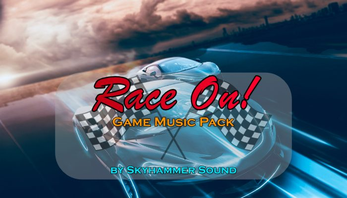 Race On! Game Music Pack