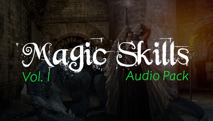 Magic Skills – Volume One