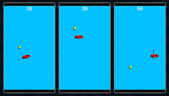 Dunk – Unity Hyper-Casual Game – Integrated AdMob Ads