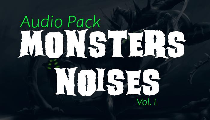Monster Noises – Volume One