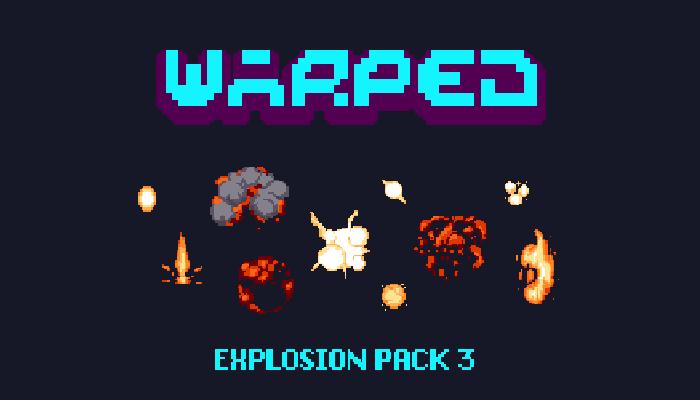 Warped Explosion Pack 3