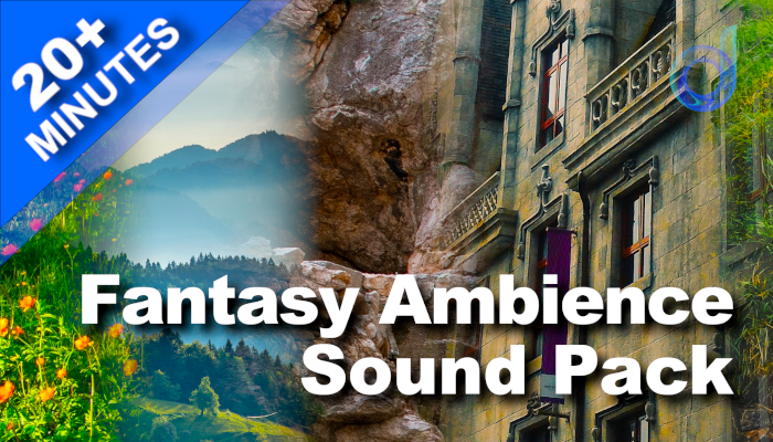 Fantasy Ambience Sounds Pack
