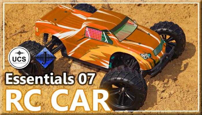 SFX Essentials 07 – RC CAR