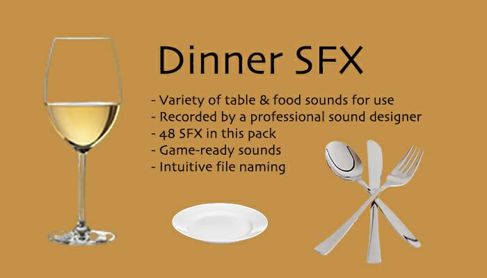 Dinner SFX