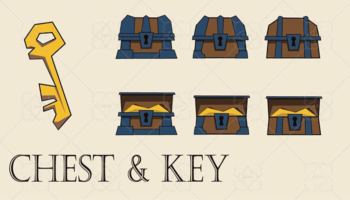chest&key