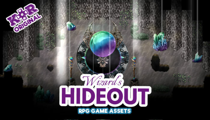 Wizard's Hideout for RPGs