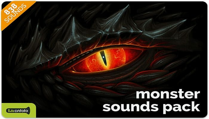 Monster Sounds Pack