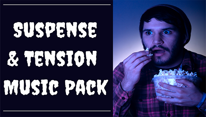 Suspense and Tension Music Pack