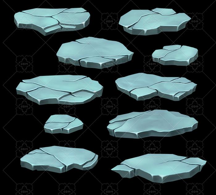 Handpainted Stones Pack