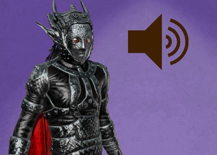 Evil King Voice