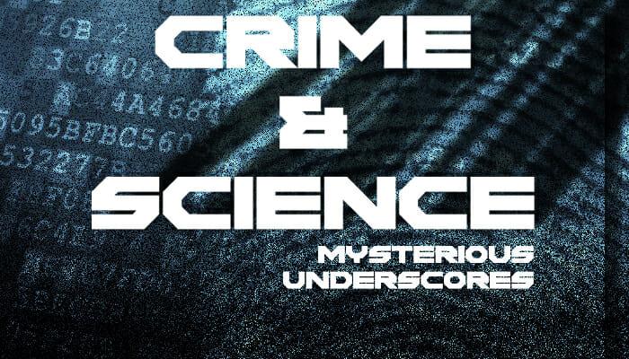 Crime & Science – Modern Underscores (LOOPS)