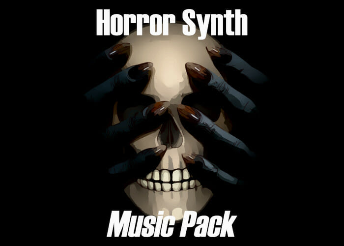 Horror Synth Music Pack