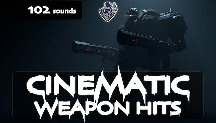 Cinematic Weapon Hits