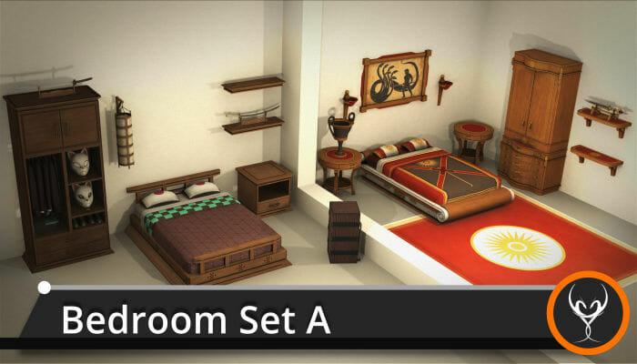 Bedroom Set A