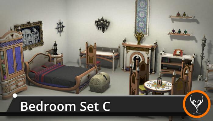 Bedroom Set C