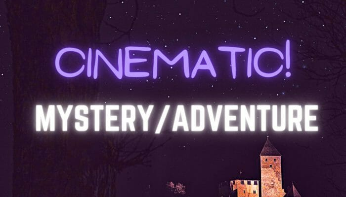 Cinematic Adventure/Mysterious Music Pack (10 tracks)