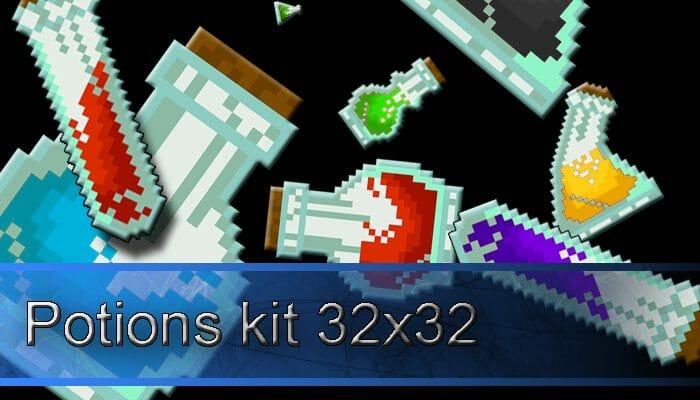 Potion kit 32×32