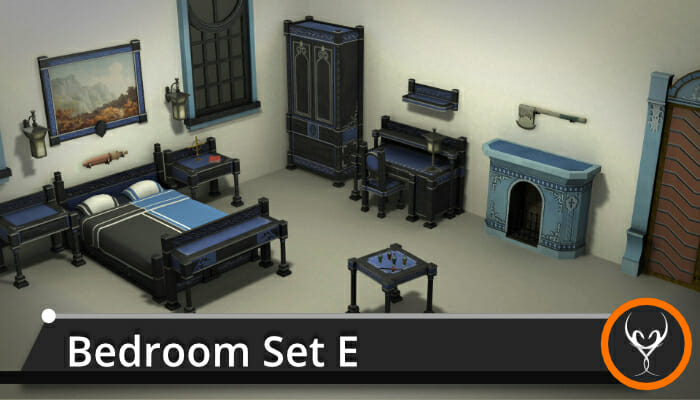 Bedroom Set E