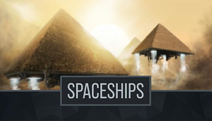 Cargo Spaceships